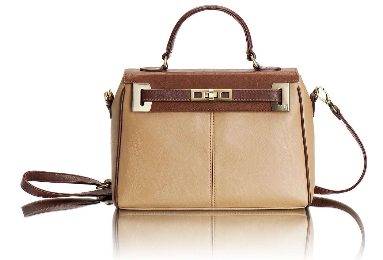 This Terrifically Handsome Handbag