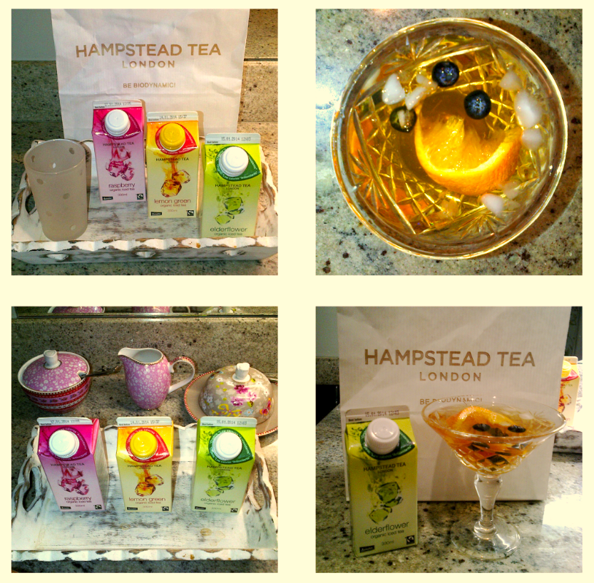 tea Its time for Hampstead Tea.