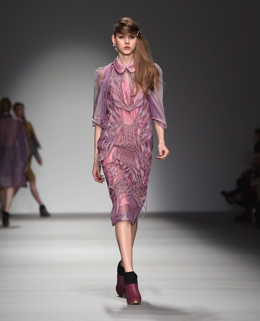 Bora Aksu London Fashion Week Autumn Winter 2015
