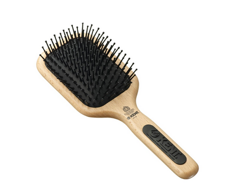 How to grow hair fast and The Maxi-Phine Taming brush by Kent Brushes healthy