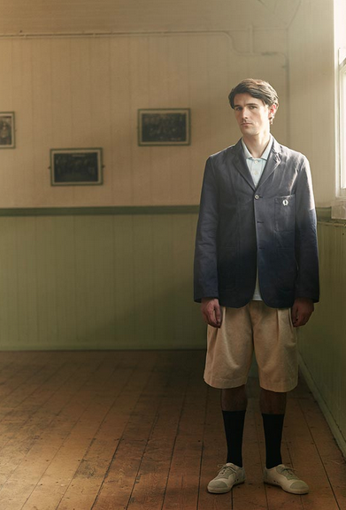 Fred Perry / Nigel Cabourn SS15 Collection