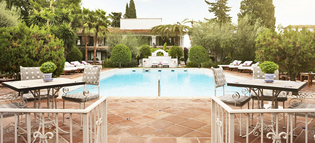 The marbella club where to eat in marbella what for Pool garden restaurant